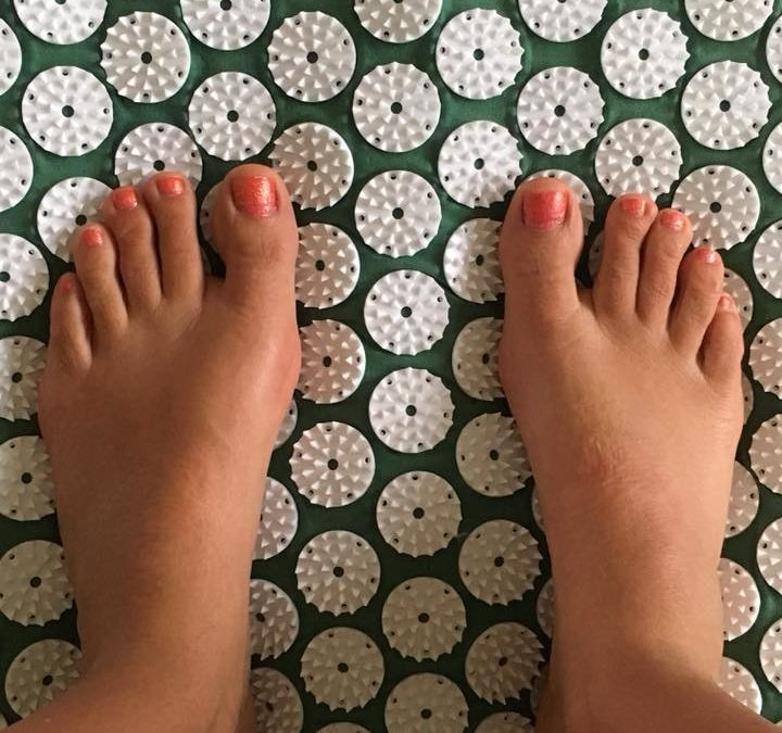 Acupressure mats